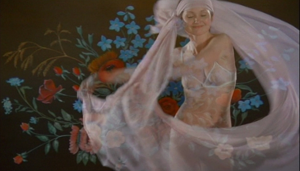 Barbara Schnitzler dancing