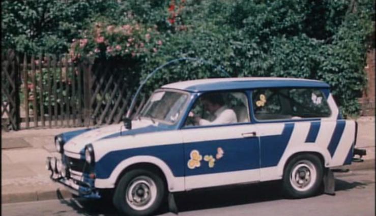 Customized Trabant