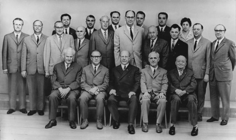 The Central Committee of the SED