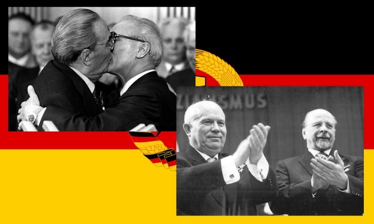 East German Power Play