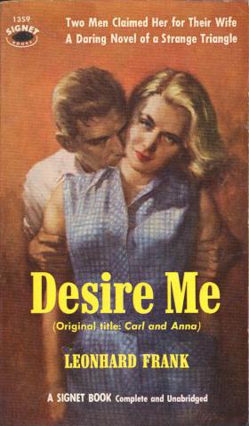 Desire Me paperback