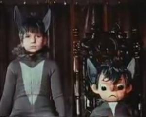 Donkey Pinocchio
