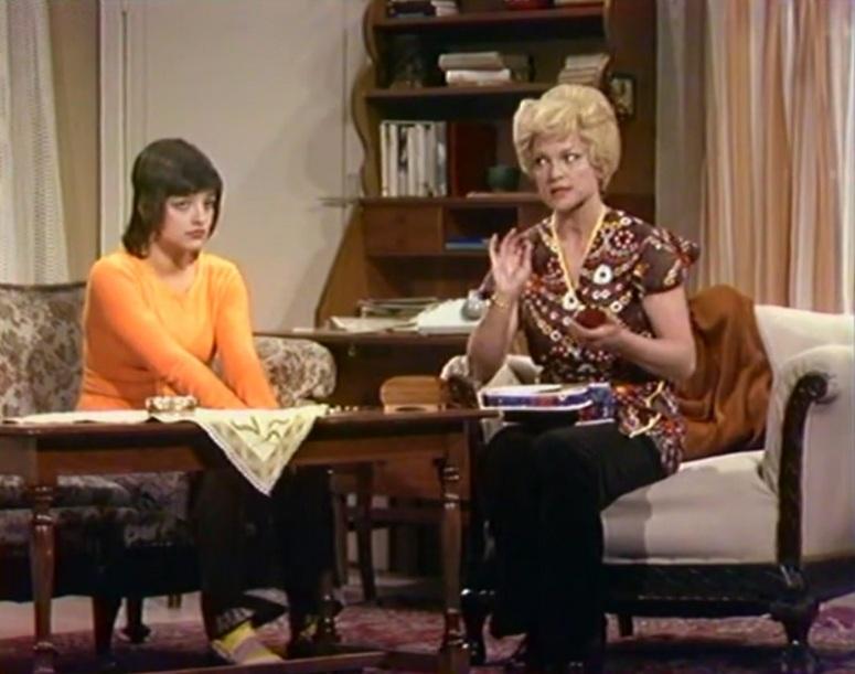 Nina Hagen and her mom