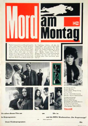 mord am montag poster
